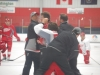 Bertuzzi-Jensen Fight